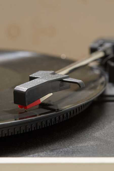 Slide View: 1: Crosley AV Room Record Player Replacement Needle