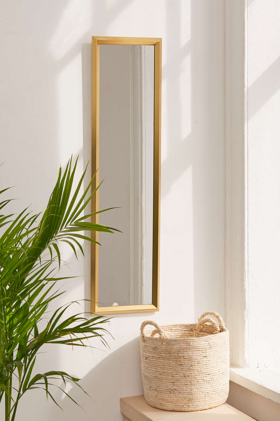 Slide View: 1: Marian Long Mirror