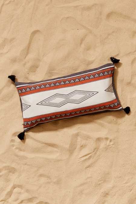 The Beach People Kilim Beach Pillow