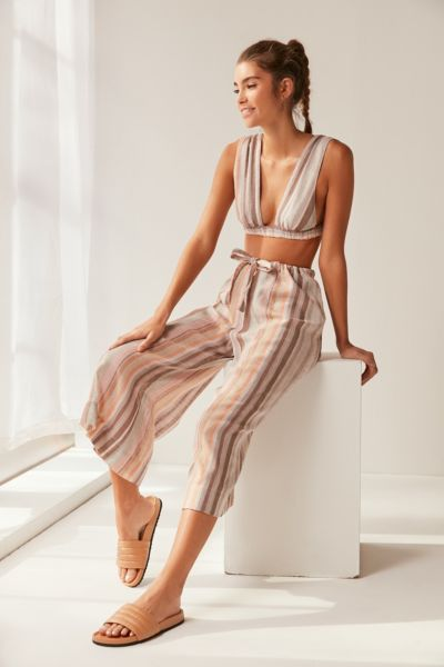 Out From Under Candyd Wide Leg Pant by Out From Under