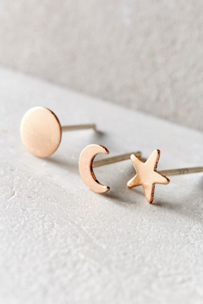 Oxbow Designs Celestial Post Earring by Oxbow Designs