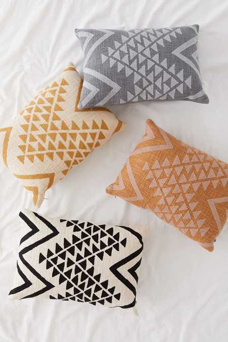 floor pillows + fleece throws   urban outfitters What Is a Throw Pillow