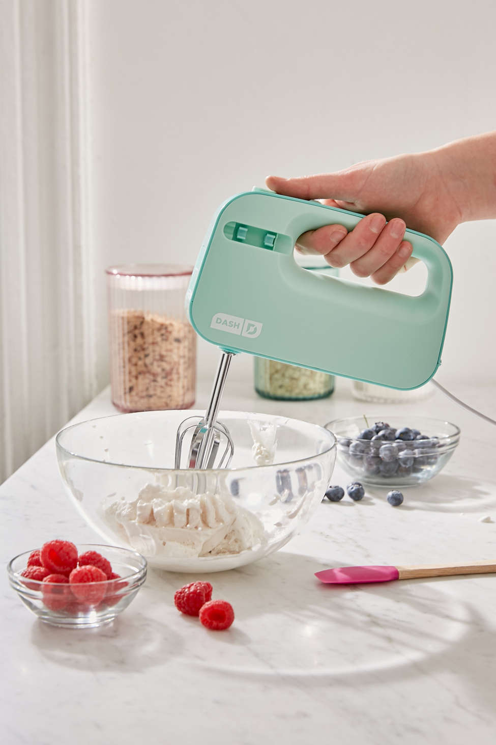 Slide View: 1: Smart Storage Hand Mixer
