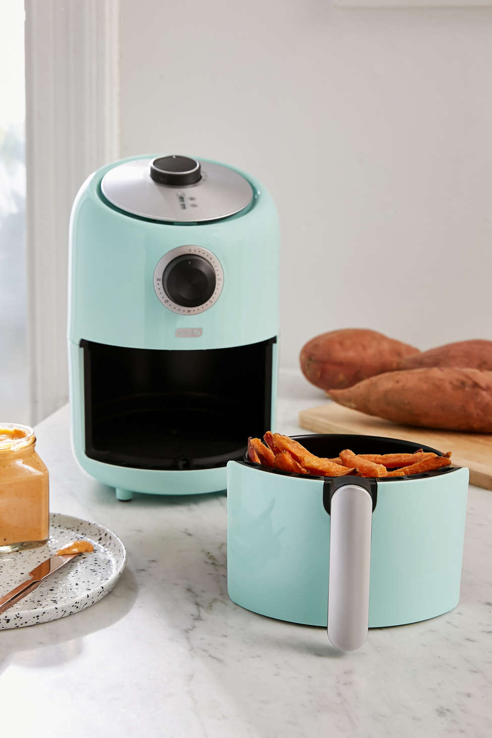 Slide View: 1: Compact Air Fryer
