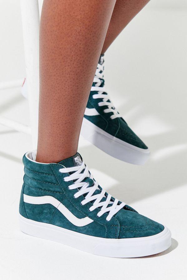 Vans Sk8-Hi Reissue Suede Sneaker  363bf9513