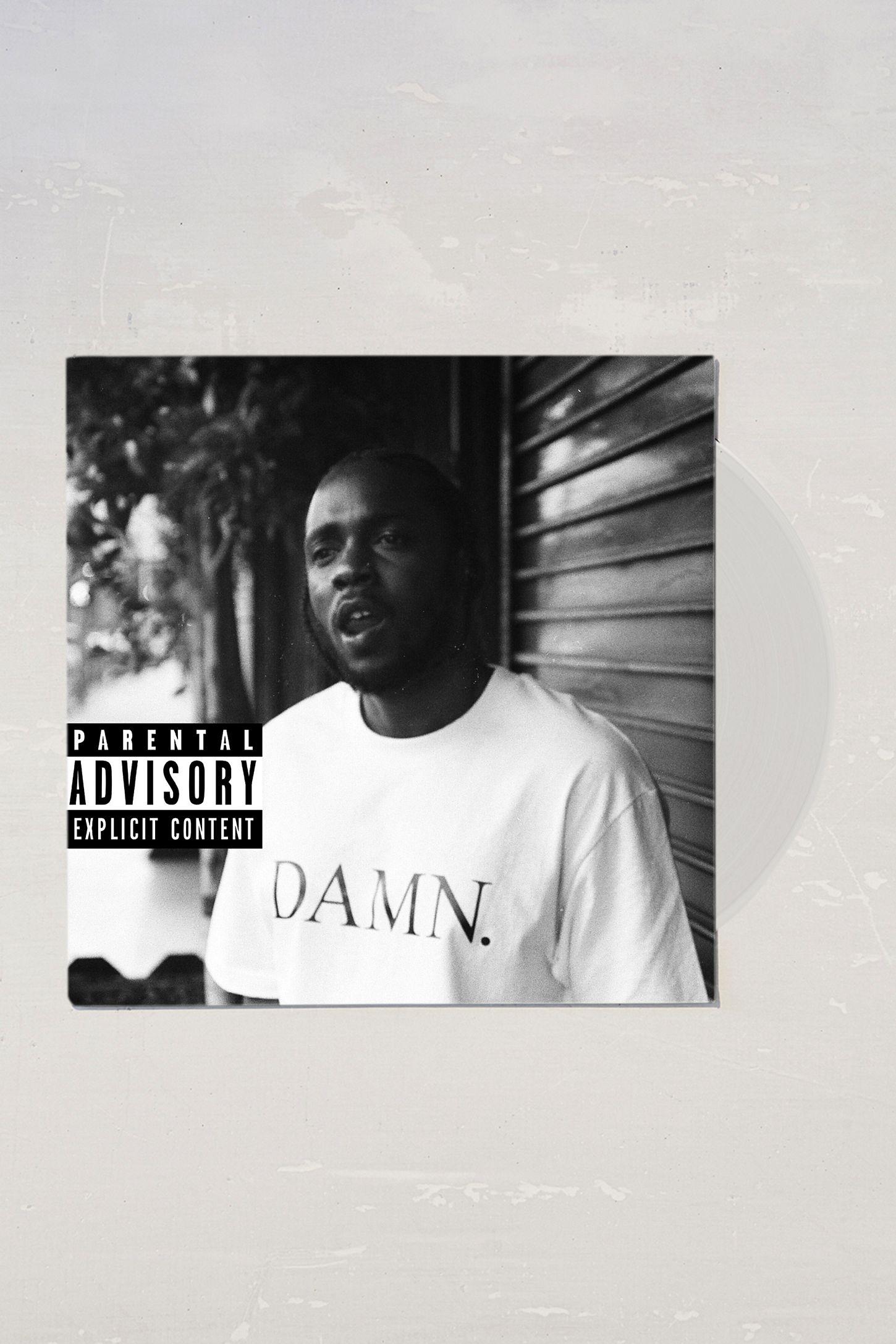 Kendrick Lamar - DAMN. Collector's Edition 2XLP