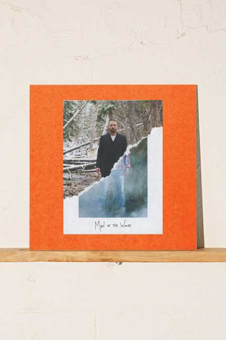 Justin Timberlake - Man of the Woods 2XLP