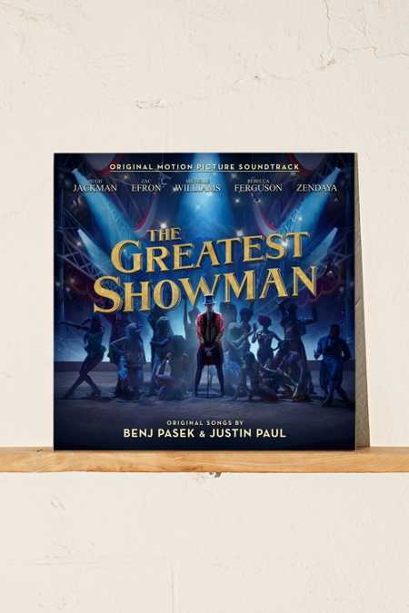 Various Artists - The Greatest Showman Original Motion Picture Soundtrack LP