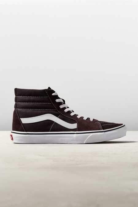 Brown uomini scarpe adidas + più furgoni, urban outfitters