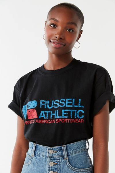 Russell Athletic Generals Oversized Tee by Russell Athletic