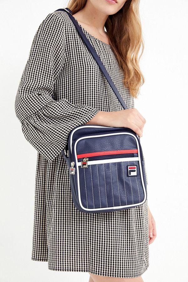 FILA Vintage Shoulder Bag  af2baffb32d9d