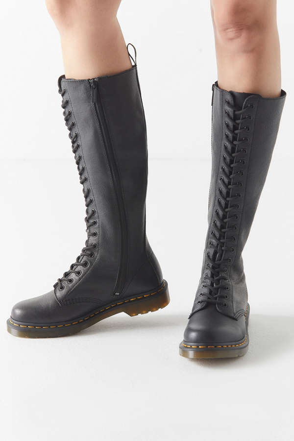 dr martens 1b60 20 eye zip boot urban outfitters canada. Black Bedroom Furniture Sets. Home Design Ideas