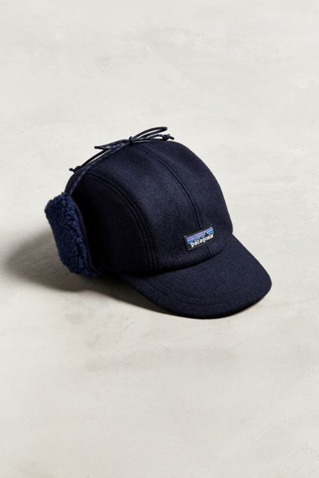 dba3c26924b Patagonia Fitz Roy Scope Logo Trucker Hat.  19.99  29.00. White · Patagonia  Recycled Duckbill Hat