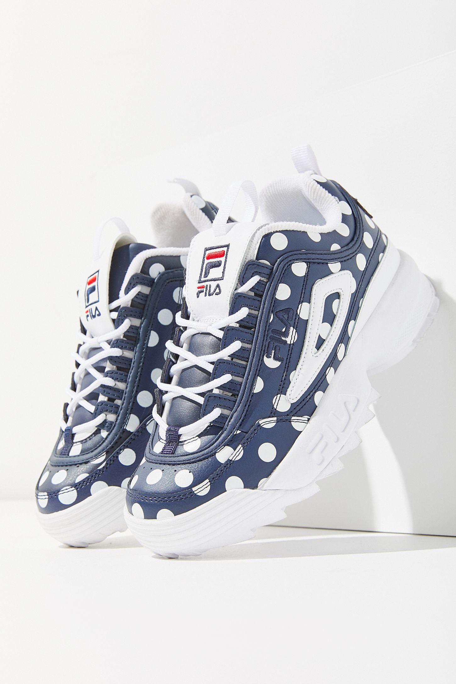 Dot 2 Polka Exclusive Fila Uo Sneaker Disruptor Pierre Cardin wqx6zT0
