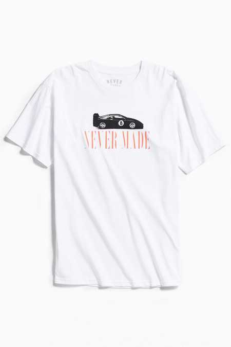 Never Made Racecar Tee