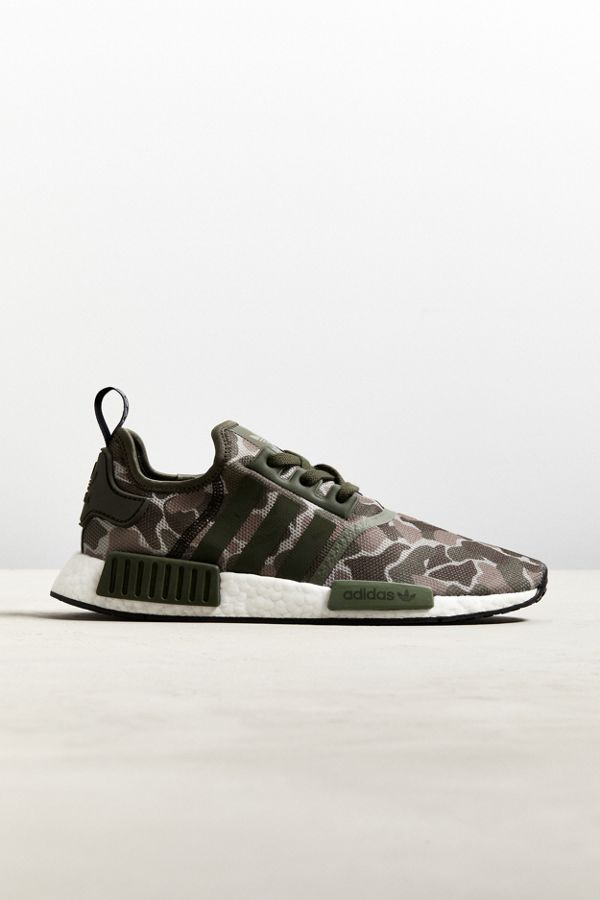 Slide View: 1: adidas NMD R1 Sneaker