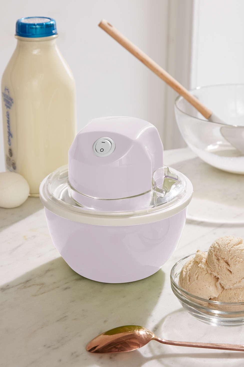Slide View: 1: Ice Cream Pint Maker