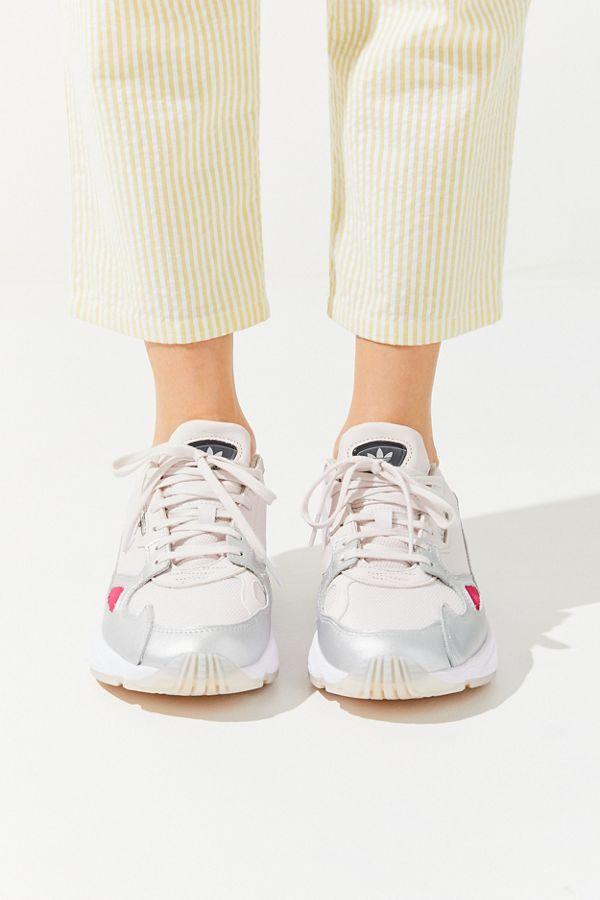5de436e9665 Slide View  3  adidas Originals Falcon Sneaker