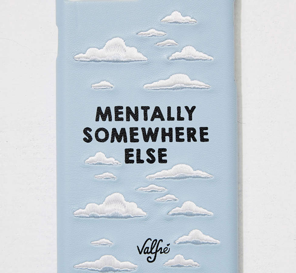 Slide View: 1: Valfre Mentally Somewhere Else iPhone 8/7/6 Plus Case