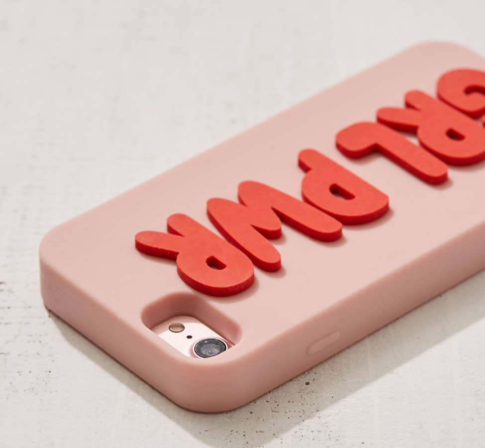 Slide View: 2: Valfre GRL PWR 3D iPhone 8/7/6 Case