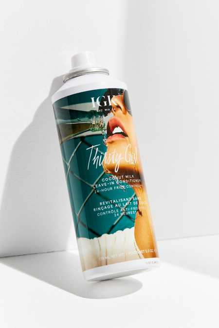 IGK Thirsty Girl Coconut Milk Leave-In Conditioner