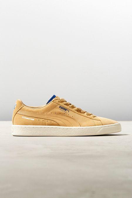 reputable site f620c ffdff Puma X Ader Error Suede Sneaker