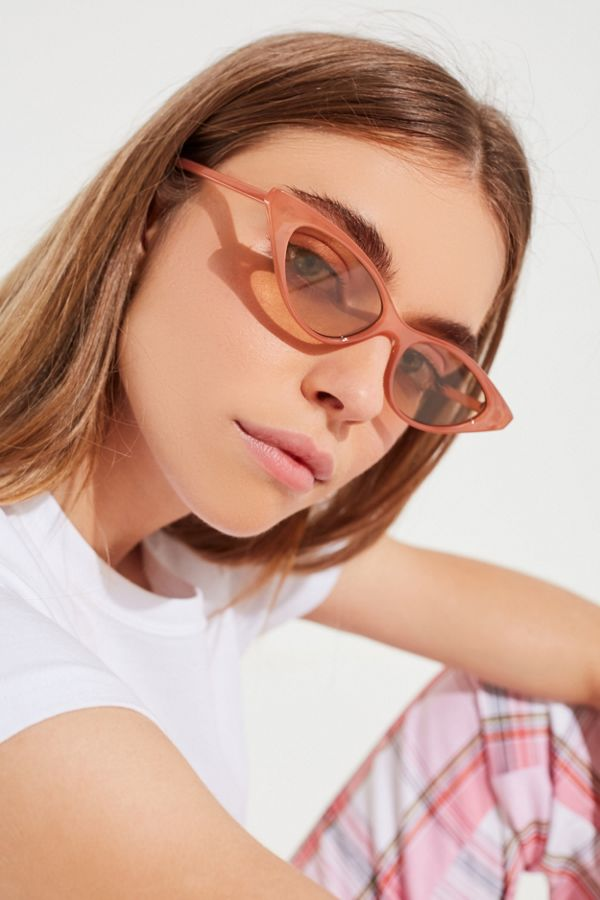 The Cats Meow Cat-Eye Sunglasses