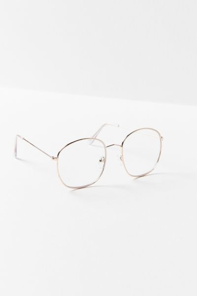 Monica Oversized Square Readers by Urban Outfitters