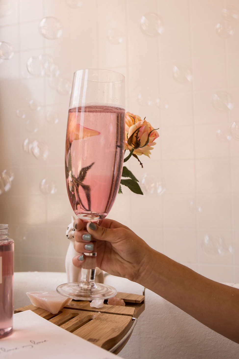 Slide View: 1: Extra Large Prosecco Glass