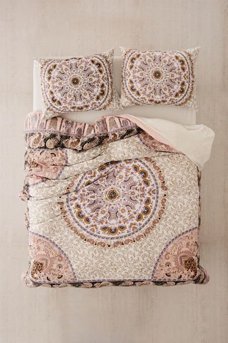 Myra Paisley Jersey Duvet Cover