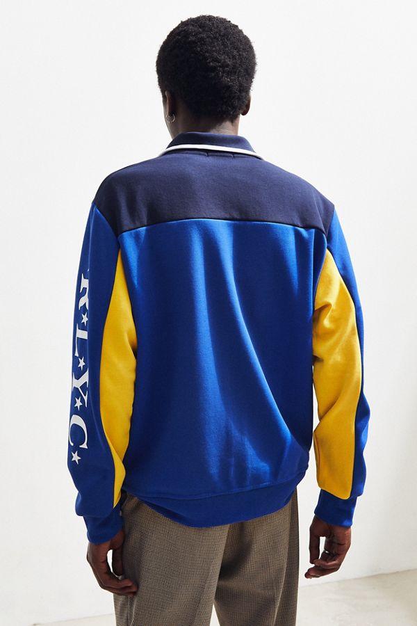 Polo Ralph Lauren Regatta Double Knit Tech Track Jacket | Urban ...
