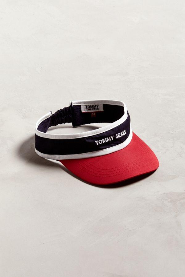 Tommy Jeans Logo Visor  c40ff074ab8
