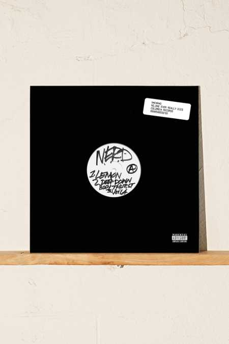 N.E.R.D. - No_One Ever Really Dies 2XLP