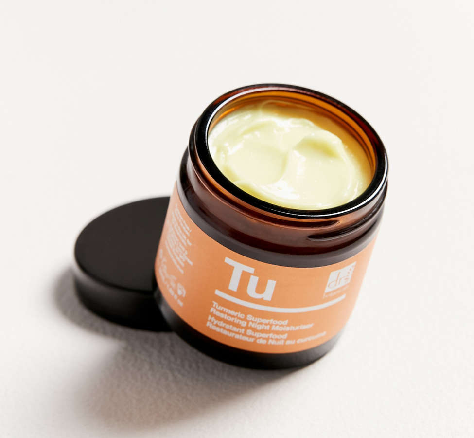 Slide View: 1: Dr. Botanicals Turmeric Superfood Restoring Night Moisturizer