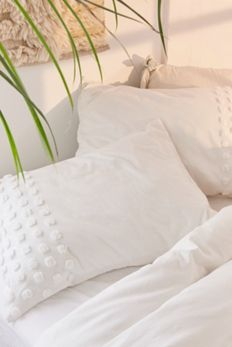 Tufted Dot Duvet Cover Urban Outfitters