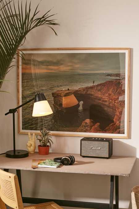 Myan soffia sunset cliffs art print · quick shop