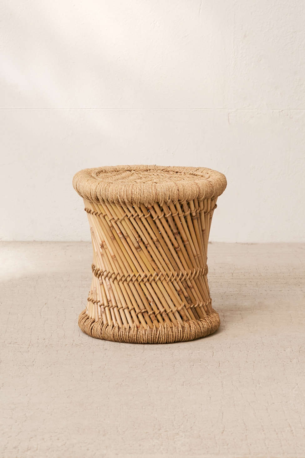 Urban Outfitters: Miriam Woven Stool
