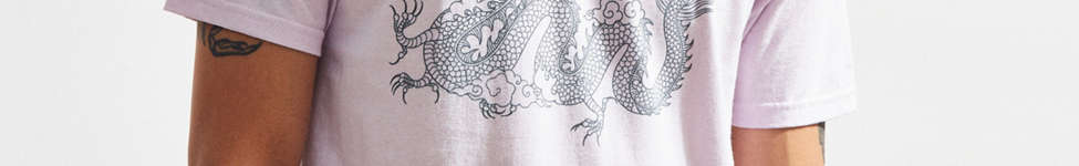 Thumbnail View 2: Dragon Pigment Dyed Tee