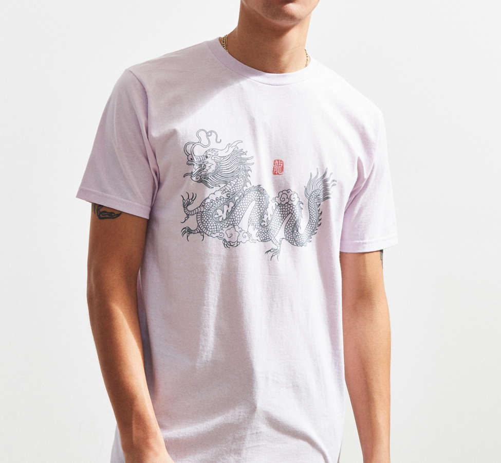 Slide View: 2: Dragon Pigment Dyed Tee