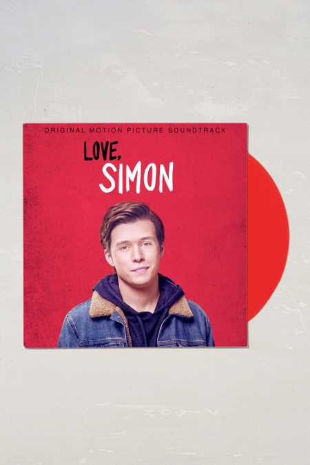 Various Artists - Love, Simon Original Motion Picture Soundtrack Limited 2XLP