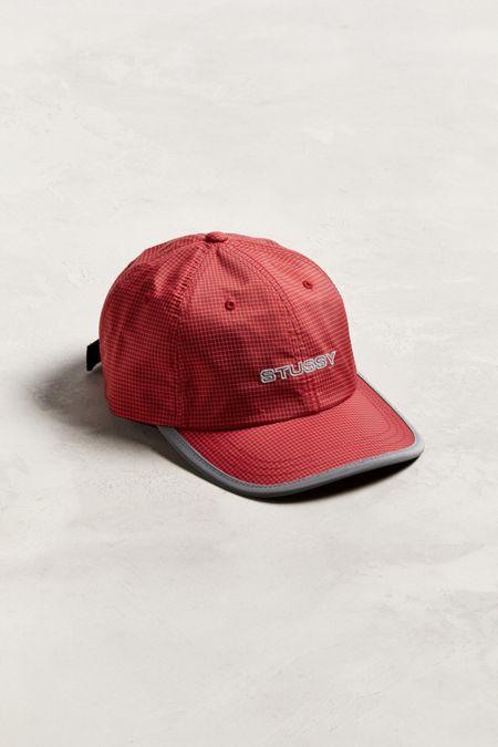 cd463253ee0 Stussy Contrast Ripstop Baseball Hat