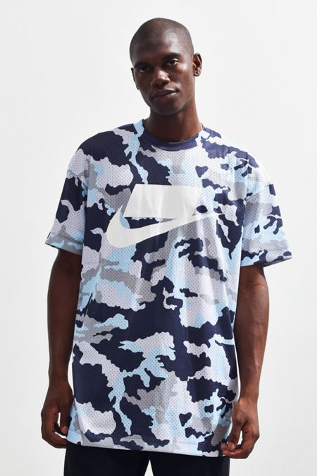 2ac9d1f6d10 Nike Mesh Camo Futura Tee