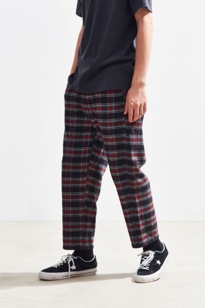 Loom Check Flannel Pant by Loom