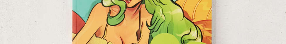 Thumbnail View 1: Snotgirl, Vol. 1: Green Hair Don't Care By Bryan Lee O'Malley