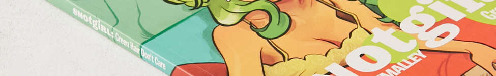 Thumbnail View 3: Snotgirl, Vol. 1: Green Hair Don't Care By Bryan Lee O'Malley