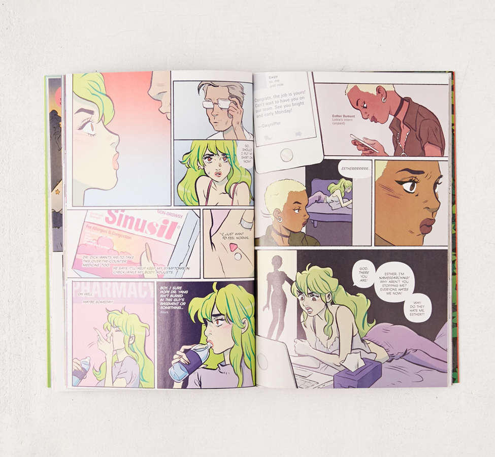 Slide View: 5: Snotgirl, Vol. 1: Green Hair Don't Care By Bryan Lee O'Malley