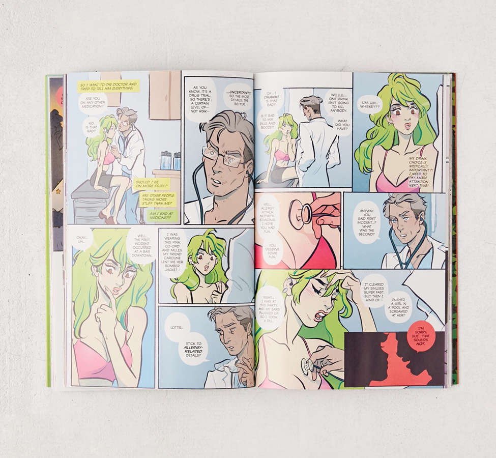 Slide View: 6: Snotgirl, Vol. 1: Green Hair Don't Care By Bryan Lee O'Malley