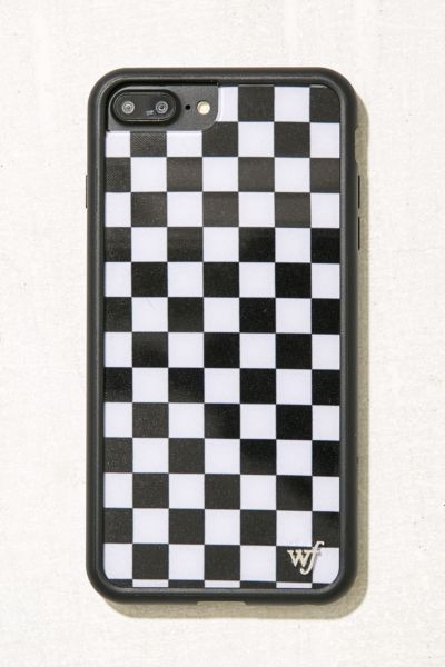 Wildflower Check Please I Phone 8/7/6 Plus Case by Wildflower