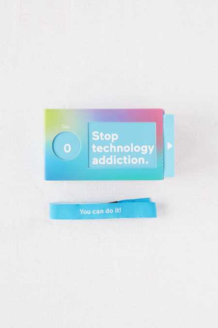 DOIY Design 21 Days To Stop Technology Addiction