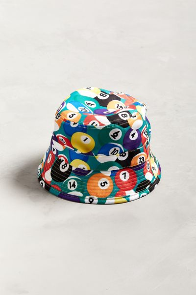 Billiard Ball Bucket Hat by Urban Outfitters
